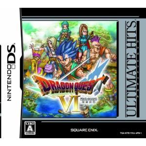 商品名:DS ドラクエ6/ドラゴンクエスト6 幻の大地/DQ6/アルティメットヒッツ版 作者:スクウ...