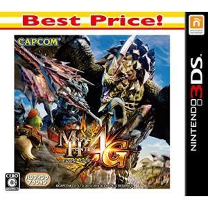 商品名:3DS モンハン4G/モンスターハンター4G(BestPrice版)/中古3DS 作者:カプ...