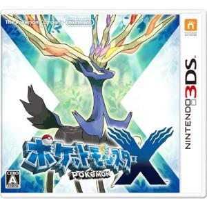 商品名:3DS ポケモンX/ポケットモンスターX/ポケモンエックス-3DS/中古3DS (n0) 作...