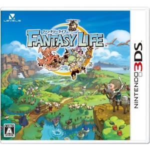 商品名:3DS ファンタジーライフ/FANTASY LIFE/中古3DS 作者:レベルファイブ 一言...