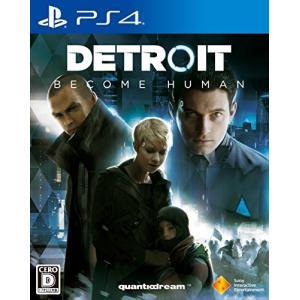 PS4 デトロイトビカムヒューマン Detroit Become Human/中古PS4(d5190) dairihanbai