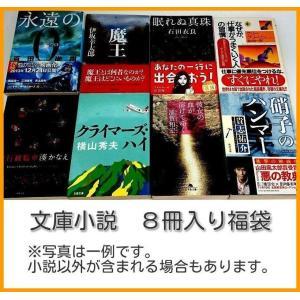 文庫小説8冊入り福袋/文庫詰め合わせセット|dairihanbai