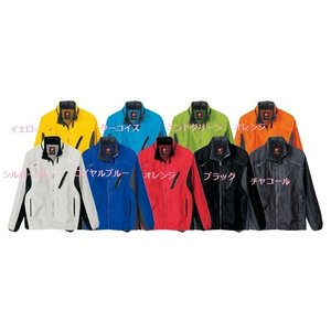 カラージャンパー 男女兼用 フードインジャケット AZ-10301 アイトス S・M・L・LL|dairyu21
