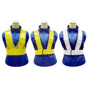 安全ベスト 反射ベスト ショートタイプ 3275 富士手袋工業|dairyu21