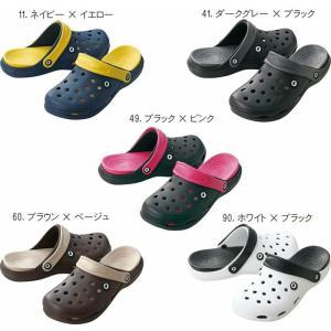 ■商品説明 脱ぎ履きが楽で丈夫なサンダルです。 クロックスタイプで超軽量。 丸洗いOKで清潔です。 ...