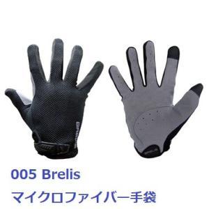 作業手袋 マイクロファイバー ブレリスコンフォート 005  5双組 富士手袋工業|dairyu22