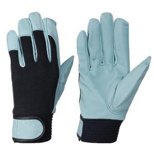 豚革手袋 シモン PL-127 豚オイル 10双組 作業手袋 dairyu22