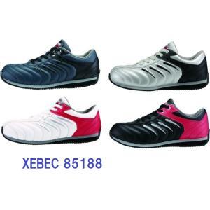 安全靴 ジーベック85188 xebec 安全靴スニーカー|dairyu22