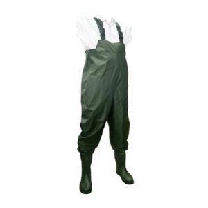 胴付き長靴 ナイロン胴付長靴 ウェーダー 2076 富士手袋工業|dairyu22