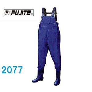 胴付き長靴 胴付長靴 ウェーダー 2077 富士手袋工業|dairyu22