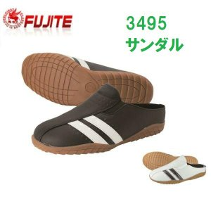 クロッグサンダル 男性用 3495 富士手袋工業 サボサンダル|dairyu22