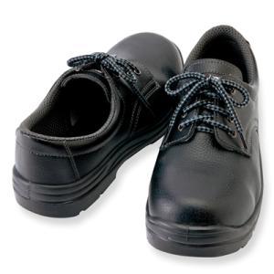 安全靴 アイトス 短靴 ヒモ ウレタン底 AZ-59811 (静電・耐滑・耐油底)|dairyu22