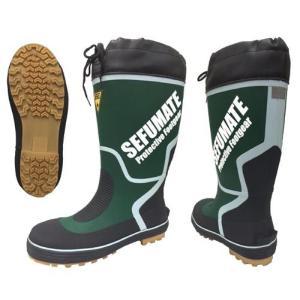 安全長靴 793 セフメイトカラーブーツ鉄芯入り 富士手袋工業 送料無料(793fujite)|dairyu22