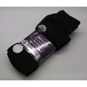 富士手袋工業 5本指靴下 メッシュ 銀イオン繊維使用 3足組 586 黒・チャコール・紺 消臭抗菌|dairyu22