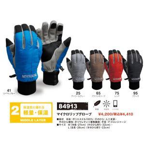 手袋 マイクロリップグローブ TS DESIGN 84913 サイクルスポーツ バイク通勤 アウトドア(84913towa)|dairyu22