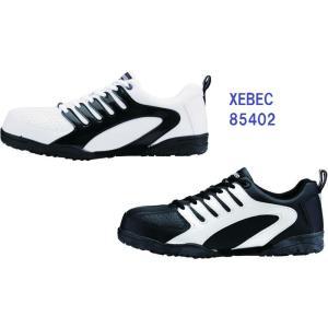 安全靴 ジーベック XEBEC 85402 ひも 安全靴スニーカー dairyu22