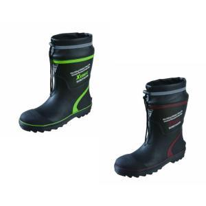 安全長靴 ジーベック 85711 ショート丈 xebec|dairyu22