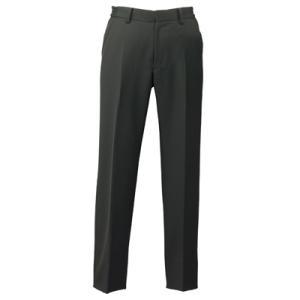 黒 パンツ レディース 861263 脇ゴムスラックス 裾上げ機能付きパンツ アイトス|dairyu22