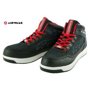 安全靴 エアウォーク AW-660 AIR WALK 迷彩デニム|dairyu22