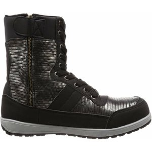 安全靴 グローキックス GKS-10 セーフティーロング 内側ファスナー付 Glow Kics ケイゾック|dairyu22|03