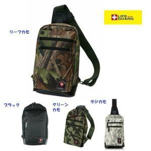 ボディーバッグ ライフガード LIFEGURD LB-01(lb-01kw)|dairyu22