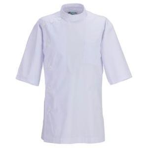 白衣 ケーシー 男性用 チトセ MB-1016 4L ポリエステル65%綿35% chitose dairyu22