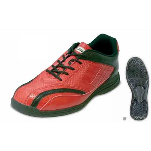 安全靴 ハイパーV T-250 赤 日進ゴム 安全靴スニーカー(t250red)|dairyu22