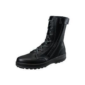 安全靴 シモン WS33C 長編上げチャック付  SX3層底Fソール(ws33c)|dairyu22