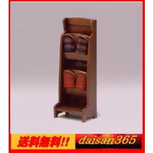 スリッパラック 玄関収納 シューズラック 27cm幅 木製  |daisan-store