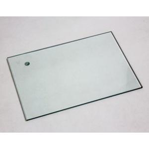 マネキン用ガラス土台 マネキンベース トルソー用ガラスプレート MK-6442Y|daisei120