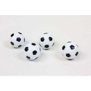 直径3.5cmサッカーボール4個セット テーブルサッカーゲーム用  TB-3816Y|daisei120
