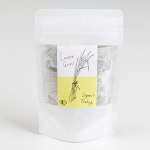 【国産オーガニック無農薬栽培】レモングラスハーブティー 鳥取県産有機JAS認定 1.5g×10P|daisensmile