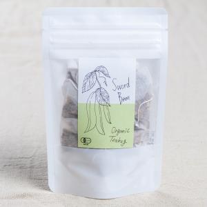 【国産オーガニック無農薬栽培】赤なた豆茶 鳥取県産有機JAS認定 1.5g×10P|daisensmile