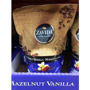 コストコ #807037 ZAVIDA ザビダ コーヒー ヘーゼルナッツバニラホールビーン コーヒー豆 【907g】レギュラーコーヒー【Z】|daishin-bussan3