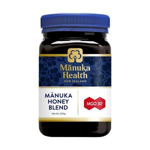 富永貿易 マヌカヘルス MGO30 マヌカハニー ブレンド 500g ニュージーランド産 蜂蜜 ハチミツ【UR】|daishin-bussan