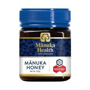 富永貿易 マヌカヘルス MGO263 UMF10 マヌカハニー 250g ニュージーランド産 蜂蜜 ハチミツ【UR】|daishin-bussan