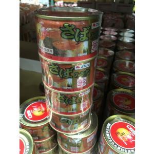 コストコ Costco #579035 マルハニチロ さばみそ煮(月花) 800g(200g×4缶) 信州味噌使用 味噌煮 豊富なDHA・EPA【Z】