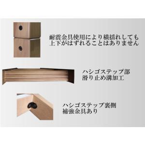 ダイシン☆送料無料!メーカー廃番処分!下段空間2パターン2段ベッド
