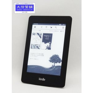 KINDLE 電子書籍リーダー PAPER WHITE WIFI DP75SDI 中古B+ D-1829