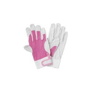 トラスコ中山 マジック式革手袋 Sサイズ TYK-129S [A060309]|daishinshop