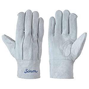 シモン 牛床革手袋 107AP L 107AP L [A060301]の画像
