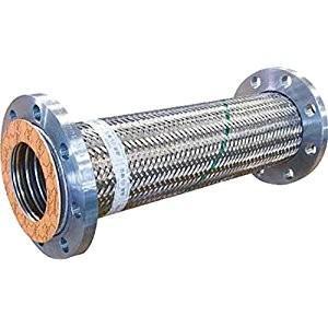 トーフレ TF フランジ無溶接型フレキ 10K SS400 A230101 流行のアイテム 65AX1000L TF-23065-1000 至高