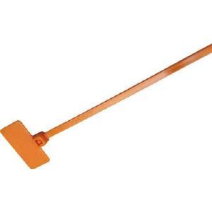パンドウイット 旗型タイプナイロン結束バンド オレンジ 交換無料 PLF1M-M3 即納送料無料! A051701 1000本入