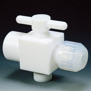 <title>フロンケミカル フッ素樹脂 PTFE 二方バルブ装置用B型 8パイ NR1325-002 プレゼント A092321</title>