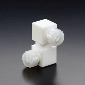 フロンケミカル フッ素樹脂フレキシブル接続ジョイント サービス ついに再販開始 1 4パイ×3 8パイ NR1650-012 A092321