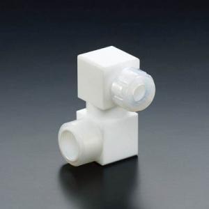 <title>ついに再販開始 フロンケミカル フッ素樹脂フレキシブルハーフオスジョイント 8パイ×RC3 8 NR1652-005 A092321</title>