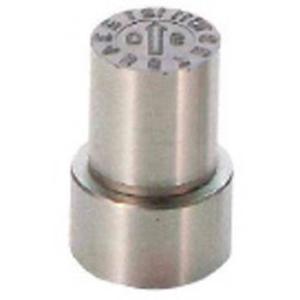 浦谷商事 W型金型デートマークデートマークD2型 最安値 外径20mm セール価格 WB-D2-20 A011915