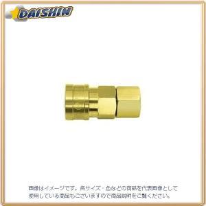 日東工器 NITTO 【在庫品】 ハイカプラ 真鍮製 30SF-BSBM [A092301]