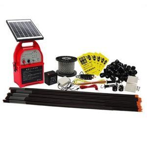 アルミス 電気柵ファームガード100mセット ソーラータイプ FGN-10SET-S [B031601]|daishinshop