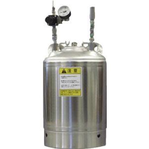 扶桑精機 【個人宅不可】 ステン圧送タンクCT-N10FT-SR フロート付 耐溶剤性 CT-N10FT-SR [A190512] daishinshop 01